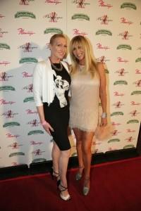 Shellee Renee now, with Angela Stabile