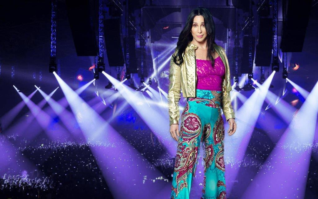 "Cher's ""Dressed to Kill"" Tour coming to Las Vegas"
