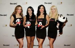 FANTASY! at world premiere of PANDA!