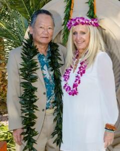 Nancy Barr & Steven Shinn Wedding
