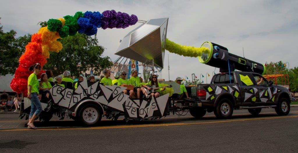 Henderson Heritage Parade