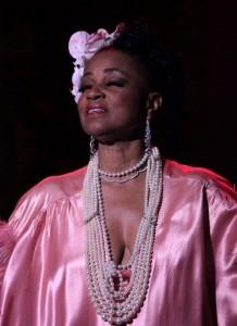 Genevieve Dew as Billie Holiday