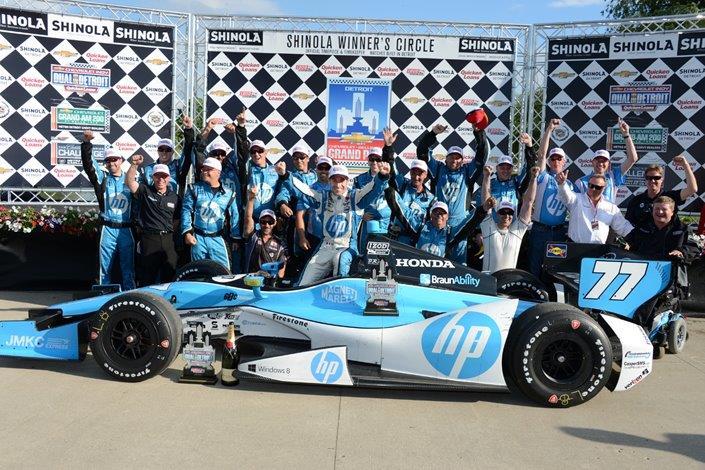 #77 Indy Race Car