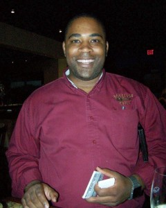 BoneFish Grill Managing Partner, Marcus Powers
