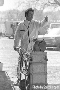 James Garner at the Mint 400
