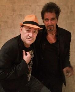 Angel Salazar & Al Pacino