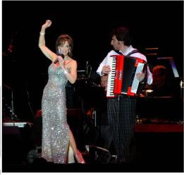 Deana Martin in concert