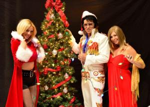 Britney, Elvis and Barbra