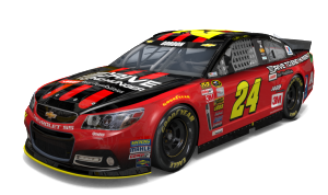 2015 No. 24 Drive to End Hunger Chevrolet SS