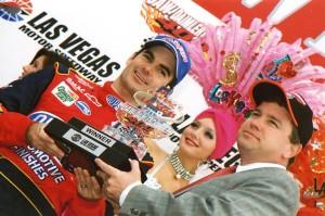 Jeff Gordon's 2001 Victory at LVMS