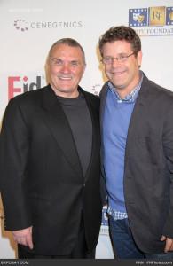 Rudy Ruettiger and Sean Astin