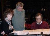 Deana, John & Vinnie Falcone