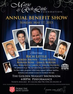 Marie and Rich Little Foundation Annual Benefit