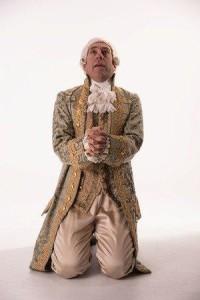 David Ivers as Salieri
