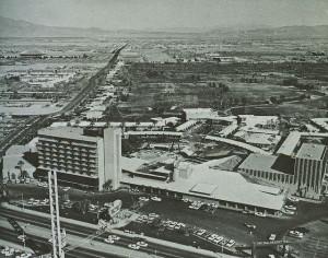 Desert Inn in the 1960's
