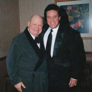 Don Rickles and Gene