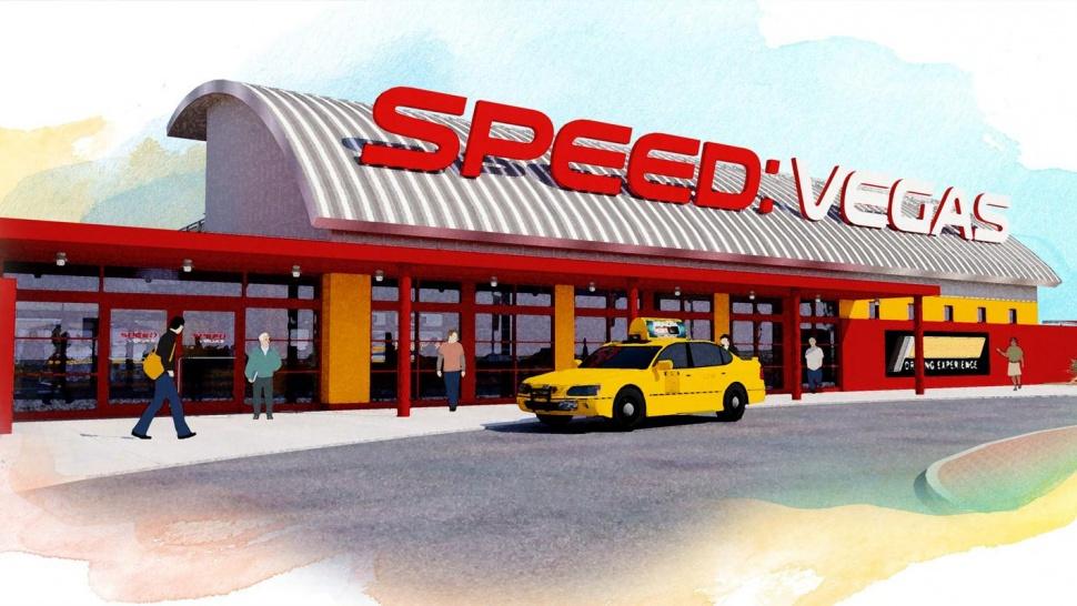 Speed las vegas