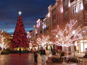 Christmas at GVR The District