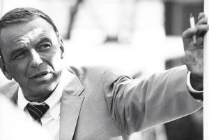 Frank Sinatra in 1968