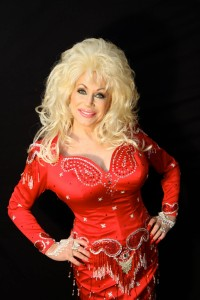 Sandy Vee Anderson as Dolly Parton