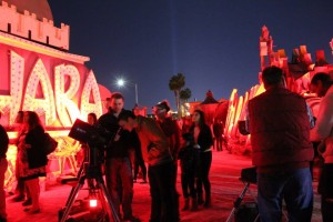 Stars and Stardust at Neon Museum