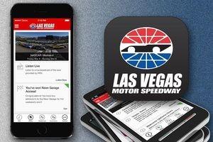 Las Vegas Motor Speedway App