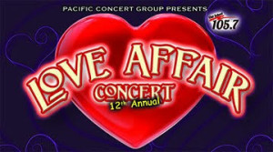 Love Affair Concert
