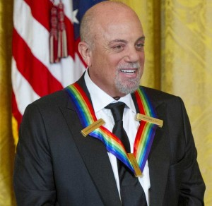 Billy Joel Receiving The Kennedy Center Honors