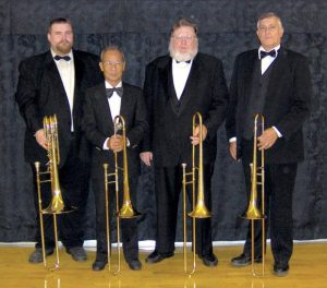 Dynamic Trombone Quartet