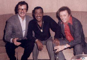 Robert Goulet, Sammy Davis Jr & Norm
