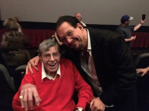 Jerry Lewis & Penn Gillette