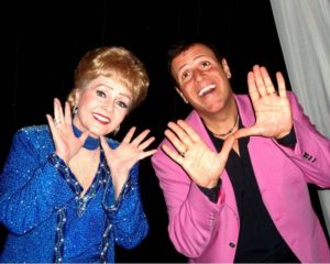 Debbie Reynolds & Stephen F. Sorrentino
