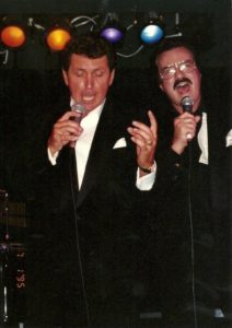 Robert Goulet and Bob Anderson