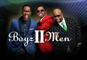 Boyz II Men at the Mirage