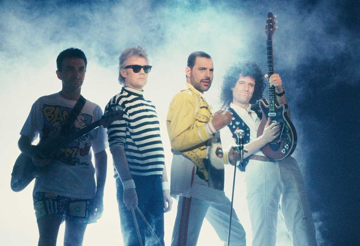 Queen + Adam Lambert at Park MGM – It's The Norm