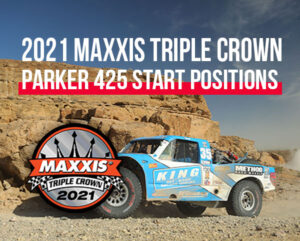 Maxxis Triple Crown