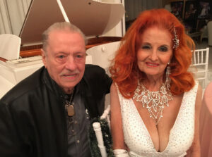 Norm Johnson and Tempest Storm