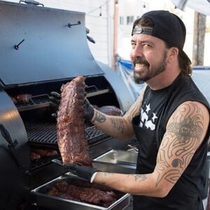 Backbeat BBQ & Foo Fighters' Dave Grohl