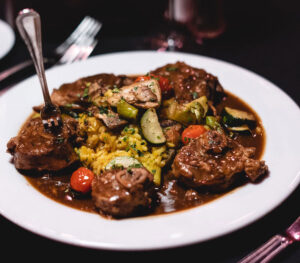 Fine Italian Dining at the Bootlegger Bistro