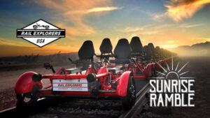 Rail Explorers Las Vegas: Sunrise Ramble