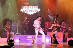 Elvis Presley (performed by Matt Lewis)