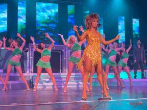 Tina Turner (Performed by Vivian Rose Scott)