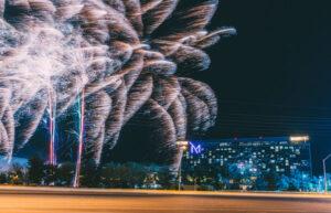 M Resort Fourth of July fireworks
